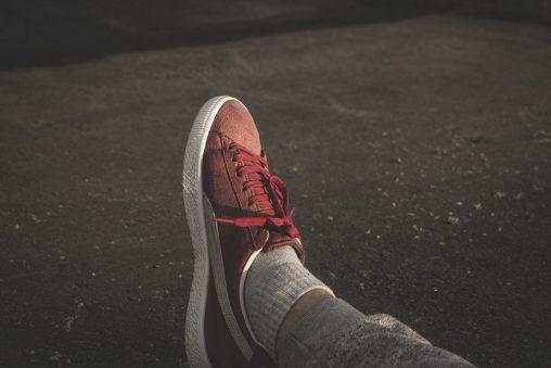 Falke sneakersokken